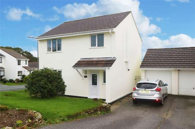 3 Bedrooms Detached House for sale in Gwel an Nans, Probus, Truro, Cornwall