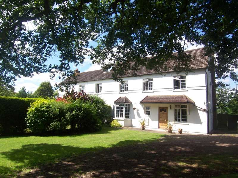 4 Bedrooms Cottage House for rent in Deep Pool Lane, Chobham Woking