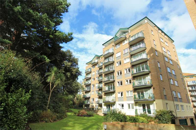 3 Bedrooms Flat for sale in 97 Manor Road, Bournemouth, Dorset