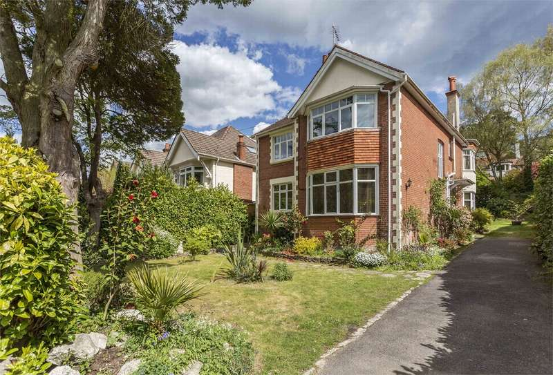 4 Bedrooms Flat for sale in Branksome Park, Poole