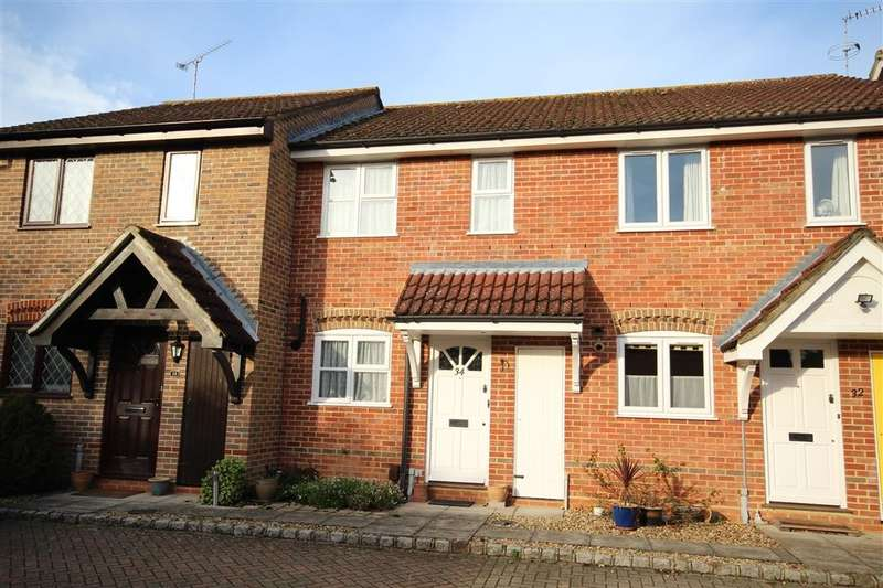 2 Bedrooms Terraced House for sale in Jarvis Drive, Twyford, RG10