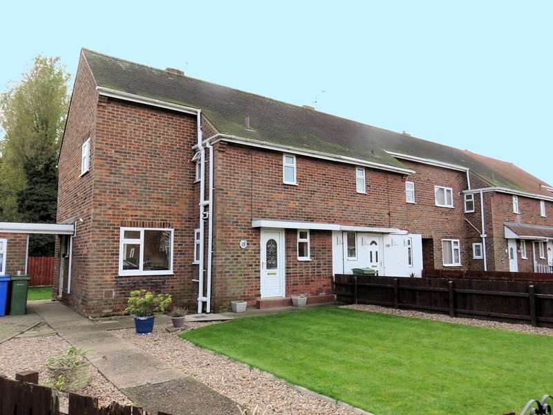 3 Bedrooms House for rent in Tison Garth, ANLABY, HU10 6US