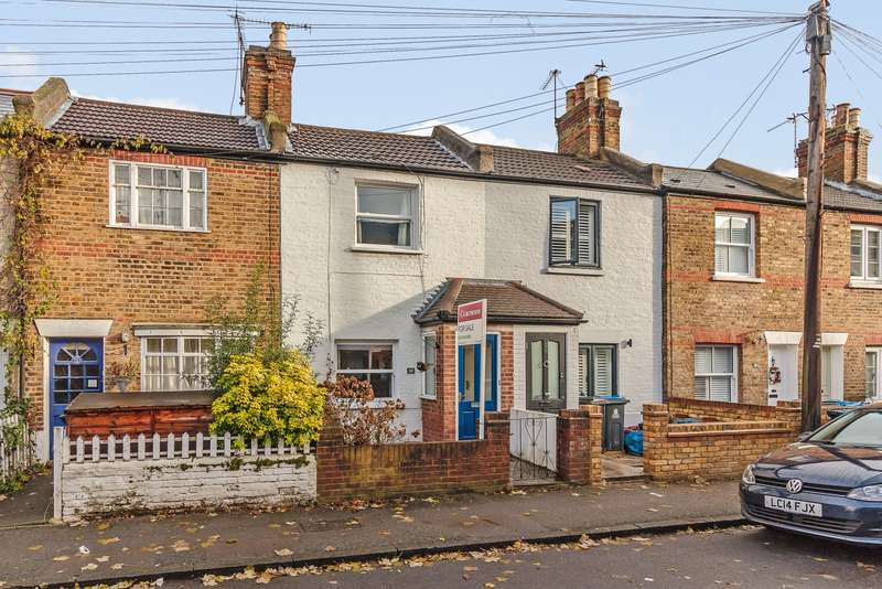 2 Bedrooms Terraced House for sale in North Kingston