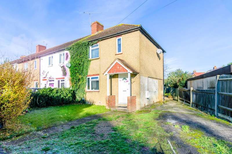 4 Bedrooms End Of Terrace House for sale in Canterbury Road, Guildford, GU2