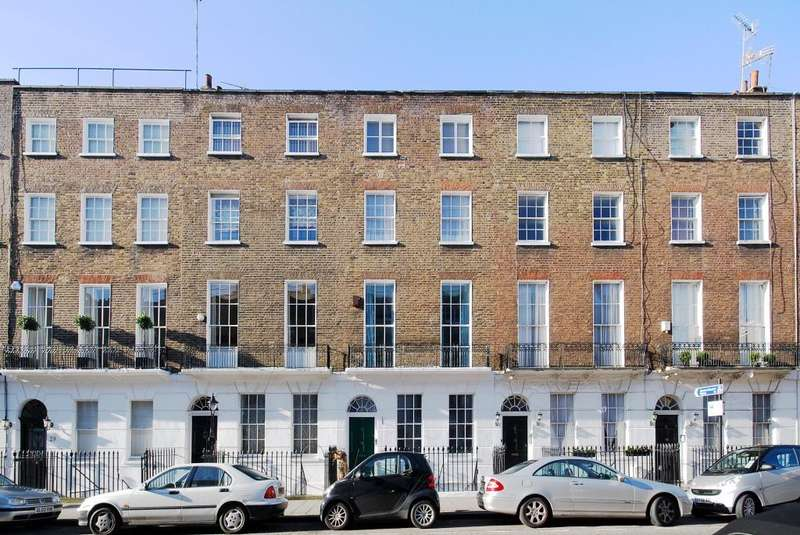 7 Bedrooms Terraced House for sale in Upper Montagu Street W1H