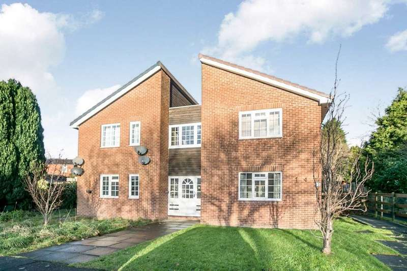 1 Bedroom Flat for sale in Mollyfair Close, Crawcrook, Ryton, NE40