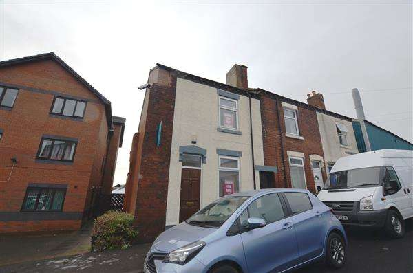 2 Bedrooms Terraced House for sale in Lovatt Street, Stoke, Stoke-On-Trent