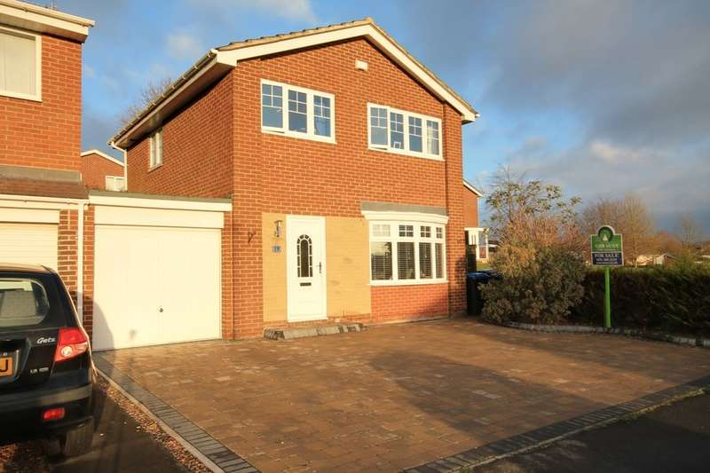 3 Bedrooms Detached House for sale in Barford Drive, Chester Le Street, DH2