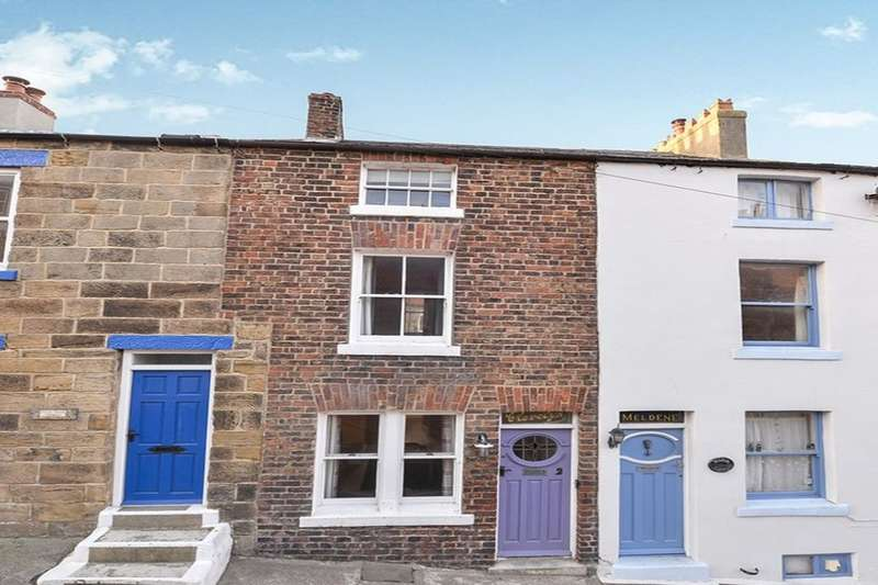 3 Bedrooms Terraced House for sale in High Street, Staithes, Saltburn-By-The-Sea, TS13