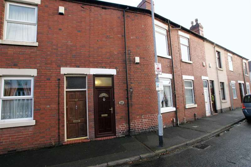 2 Bedrooms Terraced House for sale in Watson Street, Penkhull, Stoke on Trent