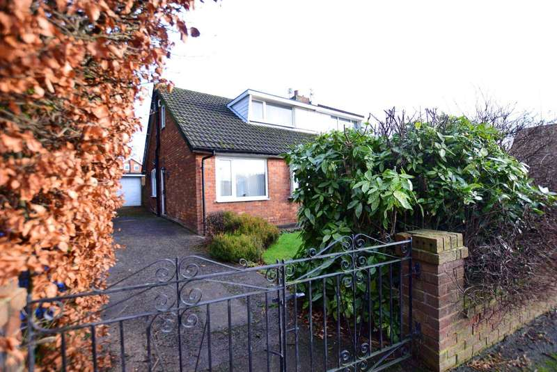 3 Bedrooms Bungalow for sale in Chatsworth Avenue, Warton