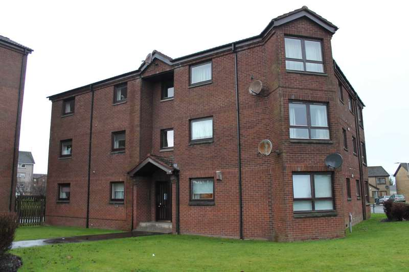1 Bedroom Flat for rent in McLean Place, Paisley, PA3 2DG