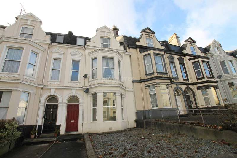 2 Bedrooms Flat for sale in Whitefield Terrace, Greenbank, PL4 8NH