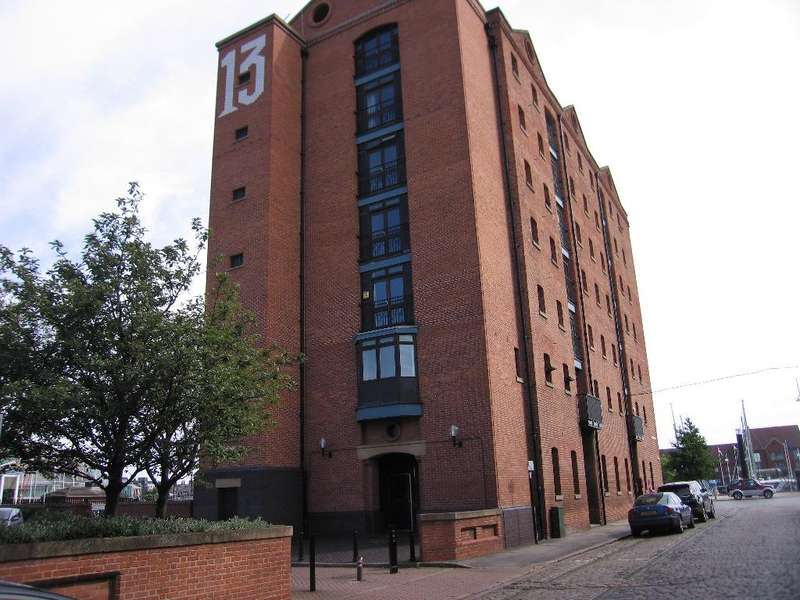 1 Bedroom Flat for sale in Kingston Street, HULL, East Yorkshire, HU1 2DZ