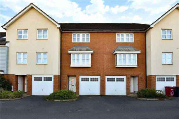 3 Bedrooms Terraced House for sale in Graylands Close, Slough