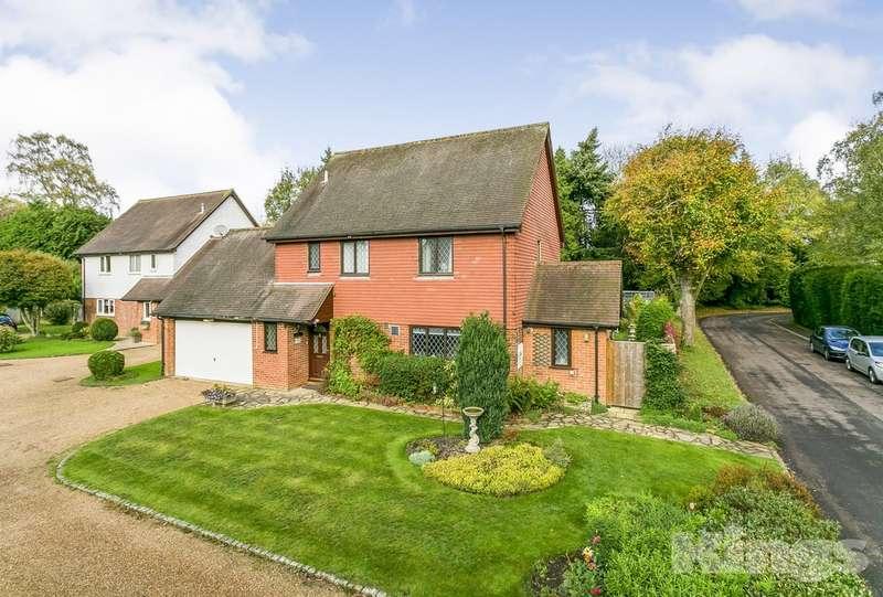 4 Bedrooms Detached House for sale in Roopers, Speldhurst, Tunbridge Wells