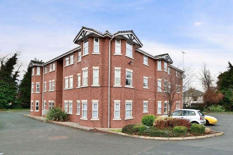 2 Bedrooms Ground Flat for sale in Ashfield Gardens, Latchford, Warrington