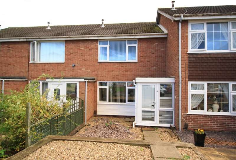 2 Bedrooms Terraced House for sale in Waltham Avenue, Derby, Derbyshire, DE24