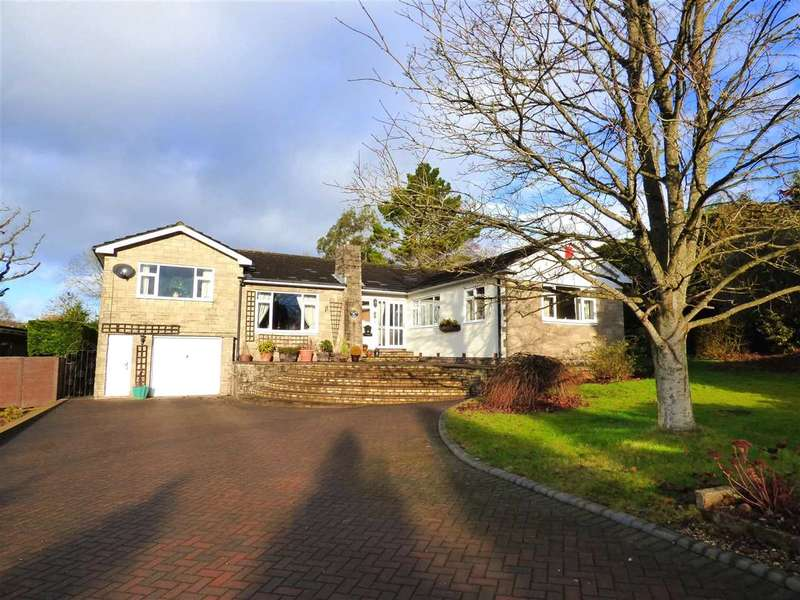 5 Bedrooms Detached Bungalow for sale in Willow Court, 1 Pwllmeyric Close, Chepstow