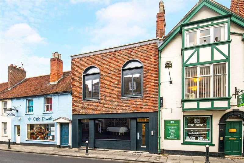 1 Bedroom Flat for sale in Crane Street, Salisbury, Wiltshire, SP1