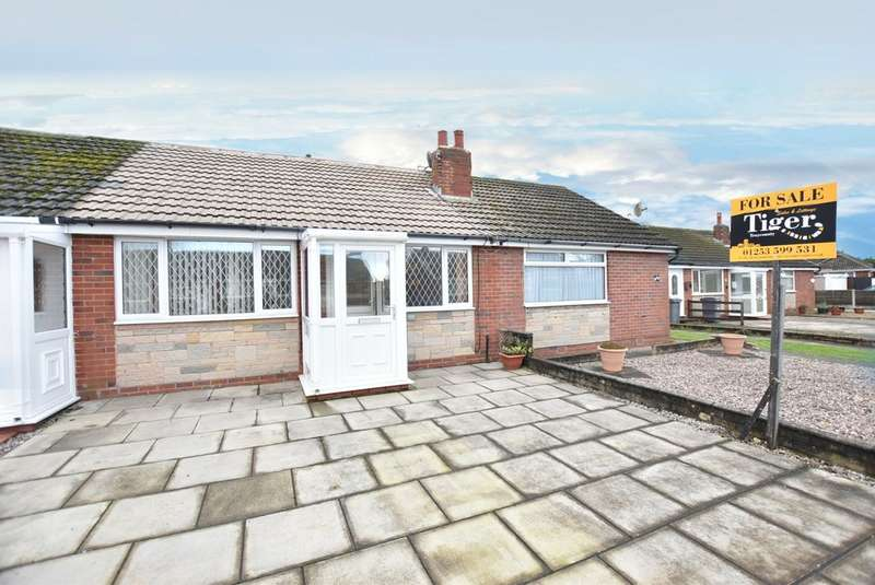 1 Bedroom Terraced Bungalow for sale in East Pines Drive, Thornton-Cleveleys