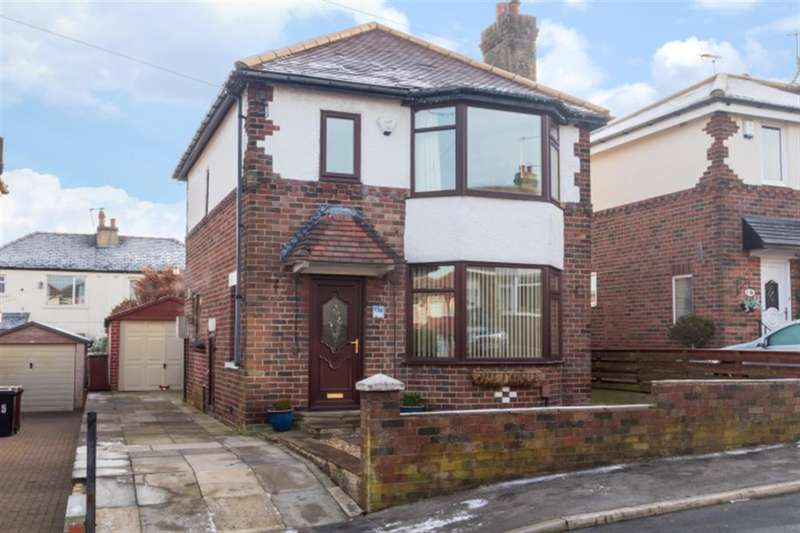 3 Bedrooms Detached House for sale in Merton Gardens, Farsley, LS28