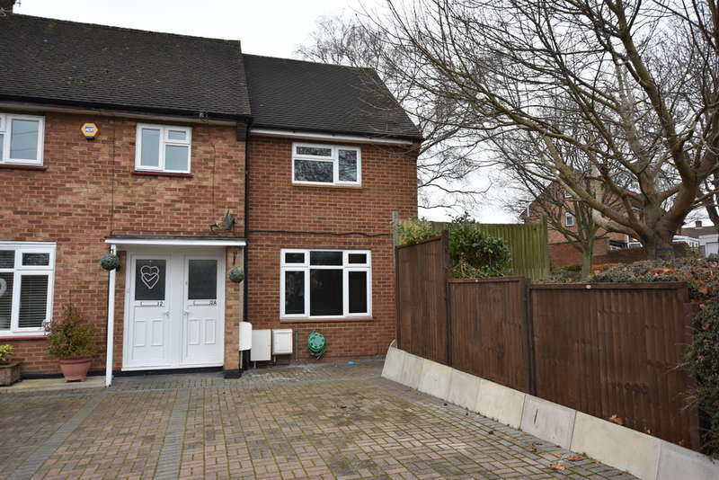 2 Bedrooms Flat for rent in Cobb Green, Garston Watford