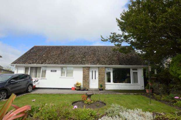 5 Bedrooms Detached Bungalow for sale in Crowan, Praze, Camborne, Cornwall