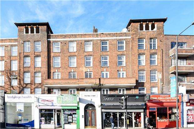 1 Bedroom Flat for sale in Streatham Hill, LONDON, SW2