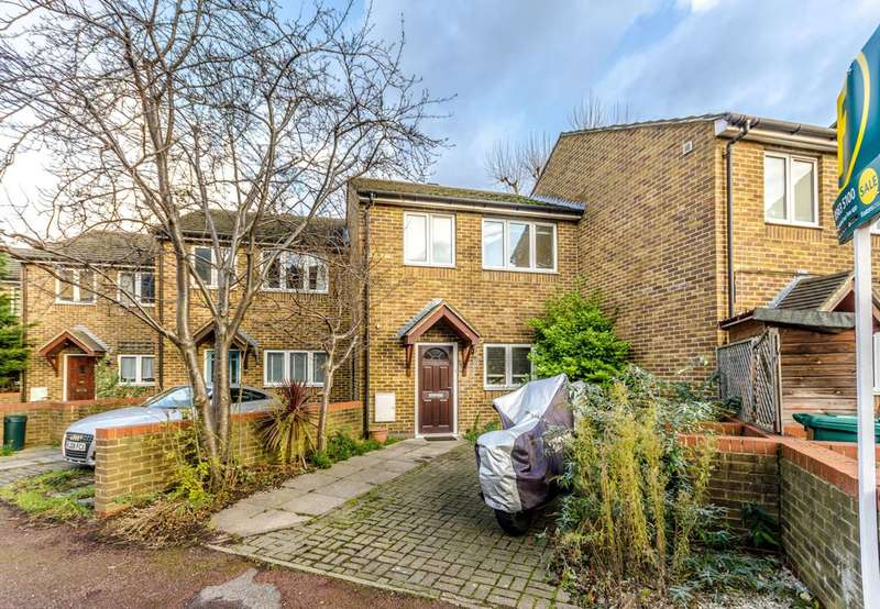 2 Bedrooms House for sale in Beemans Row, Earlsfield, SW18