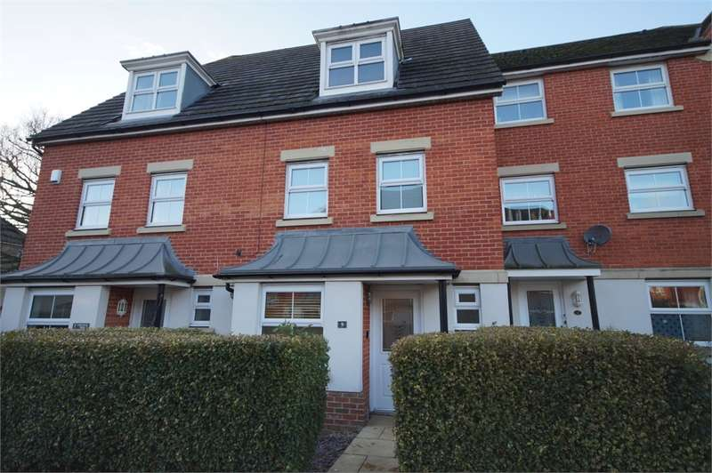 3 Bedrooms Terraced House for sale in Greenwich Road, Shinfield, READING, Berkshire
