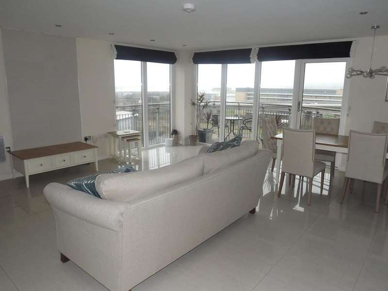 3 Bedrooms Apartment Flat for rent in Picton, Watkiss Way, CARDIFF