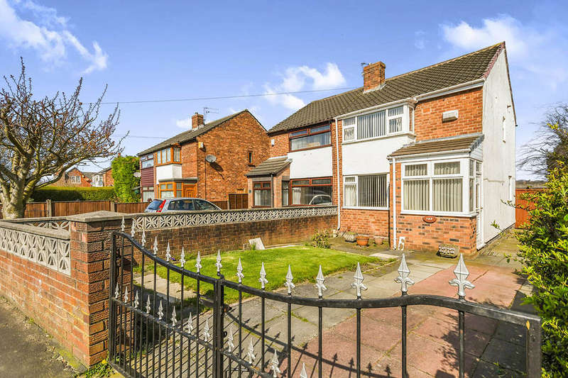 2 Bedrooms Semi Detached House for sale in Longton Lane, Rainhill, Prescot, L35