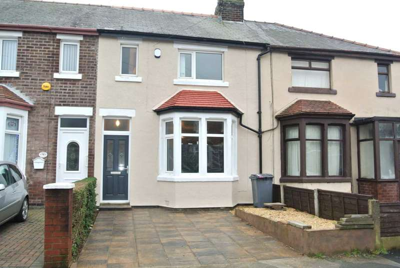 3 Bedrooms House for sale in Kumara Crescent, Blackpool, FY4 4NT