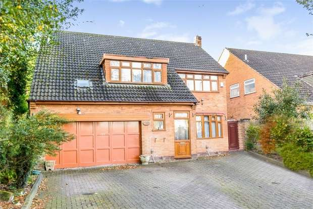 4 Bedrooms Detached House for sale in Wake Green Road, Birmingham, West Midlands