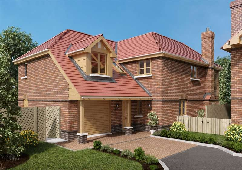 4 Bedrooms Detached House for sale in Farley, The Oaks, SINDLESHAM, RG41