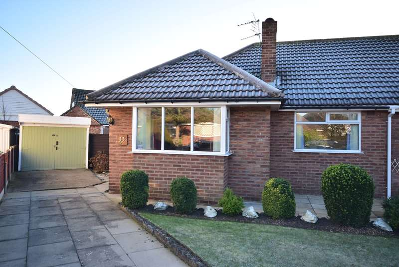 2 Bedrooms Bungalow for sale in Greenways, Lytham St Annes, FY8