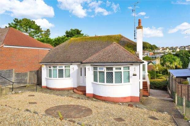 2 Bedrooms Detached Bungalow for sale in Lindthorpe Way, Brixham, Devon