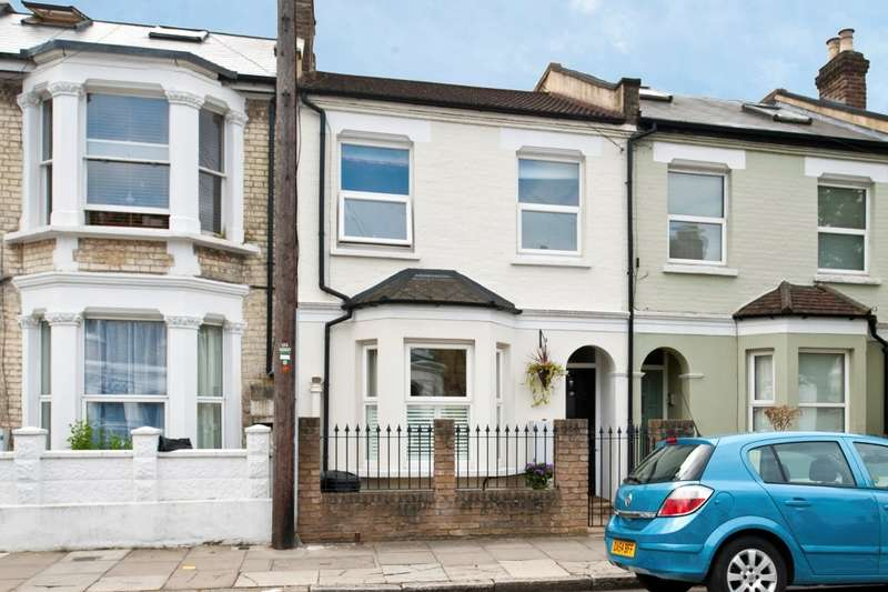 4 Bedrooms Terraced House for sale in Cobbold Road, Shepherd's Bush