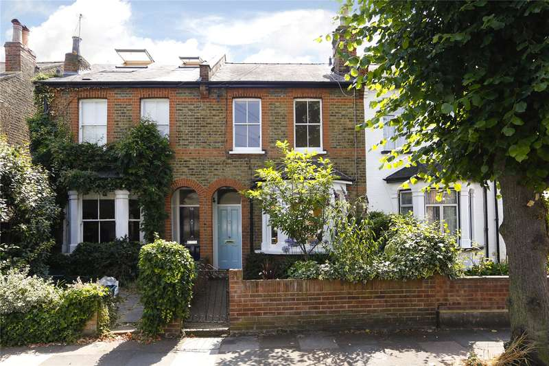 3 Bedrooms Terraced House for sale in Canbury Avenue, Kingston upon Thames, KT2