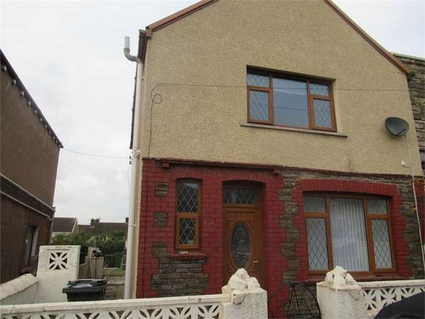 3 Bedrooms End Of Terrace House for rent in Wood Street, Port Talbot, West Glamorgan