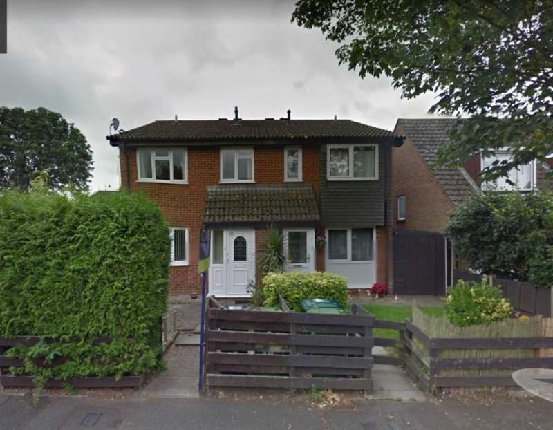 2 Bedrooms Flat for rent in Conway Drive, Ashford