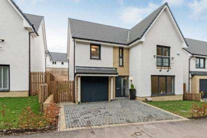 4 Bedrooms Detached House for sale in Strathearn Gardens, Auchterarder