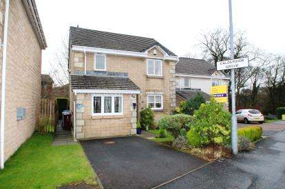 3 Bedrooms Detached House for sale in Calderside Grove, Calderglen
