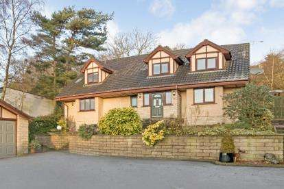 5 Bedrooms Detached House for sale in Main Street, Crossford