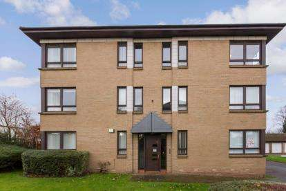 2 Bedrooms Flat for sale in Talbot Court, Knightswood