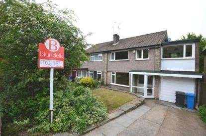 4 Bedrooms Semi Detached House for sale in Old Hay Close, Sheffield, South Yorkshire