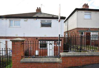 2 Bedrooms Semi Detached House for sale in Addison Road, Sheffield, South Yorkshire