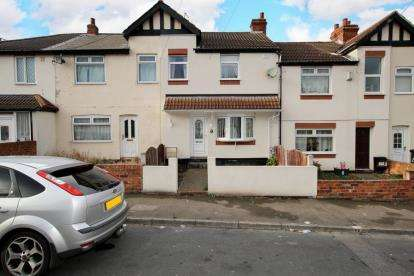 3 Bedrooms Terraced House for sale in Nelson Road, Edlington, Doncaster