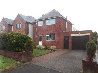 3 Bedrooms Detached House for sale in Dartmouth Avenue, Cannock